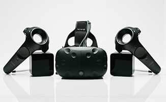 HTC Vive headset consumer release