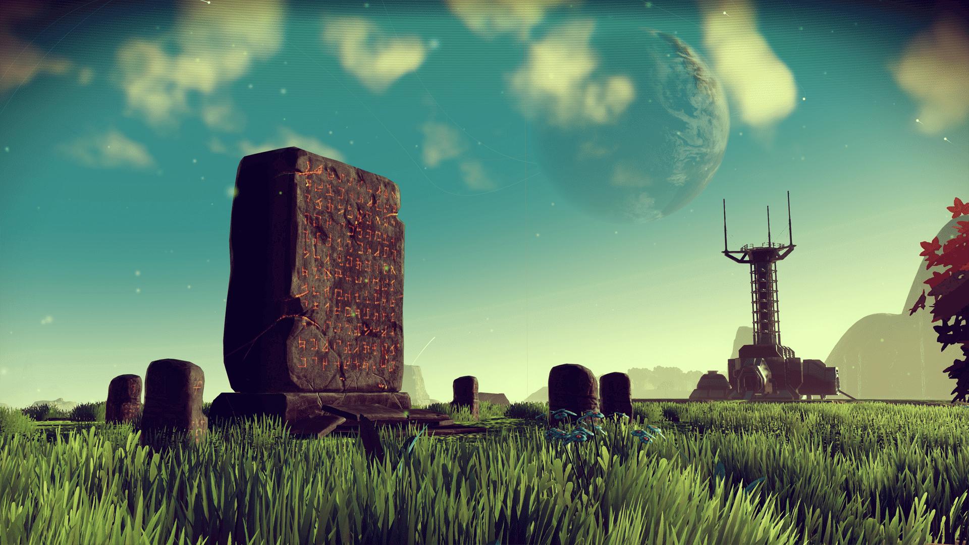 Stone monolith