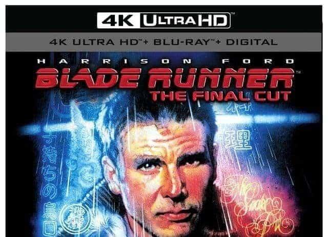 Blade Runner: The Final Cut Ultra HD 4K